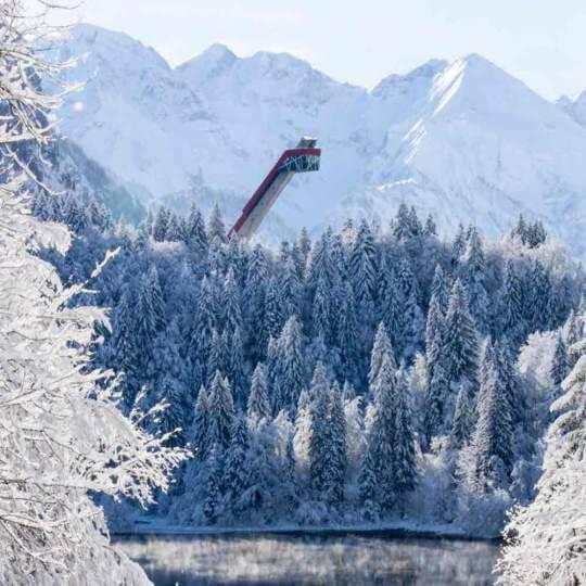 Heini-Klopfer-Skiflugschanze Oberstdorf 10