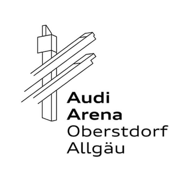 Logo zu Audi Arena Oberstdorf
