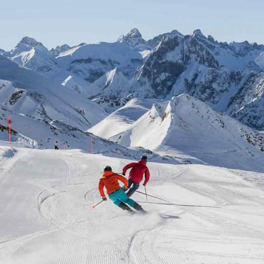 Vorschaubild zu Oberstdorf - Wanderdorf und Wintersportort