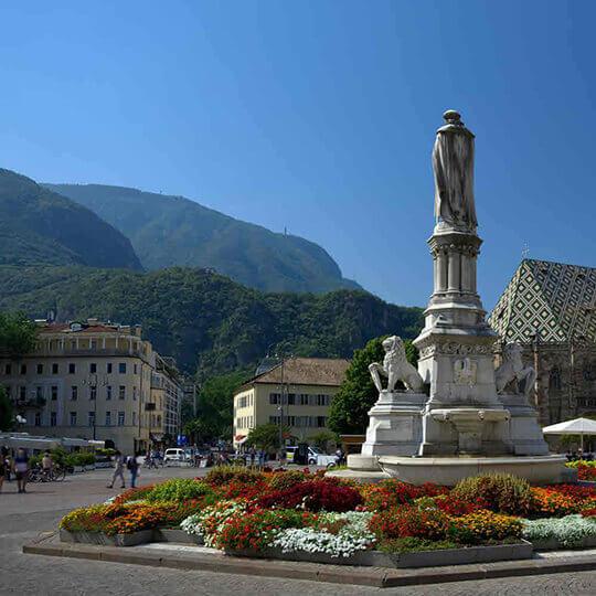 Vorschaubild zu Bozen in Südtirol – ideales Reiseziel für die ganze Familie