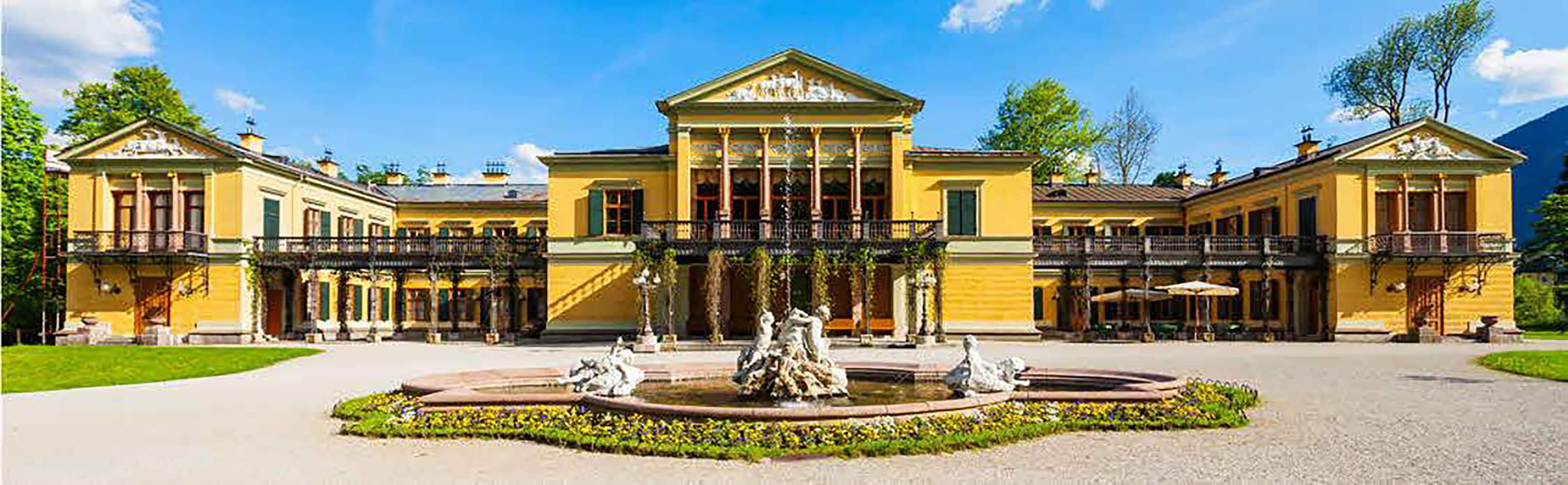 Kaiservilla und Kaiserpark Bad Ischl 1