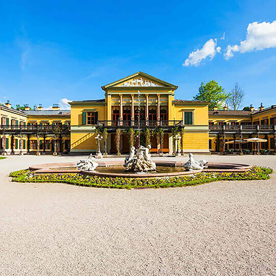 Vorschaubild zu Kaiservilla und Kaiserpark Bad Ischl