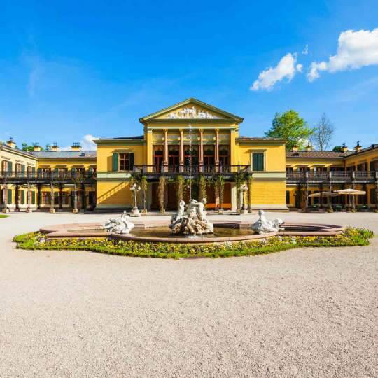 Kaiservilla und Kaiserpark Bad Ischl 10
