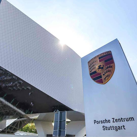Vorschaubild zu Porsche Museum Stuttgart