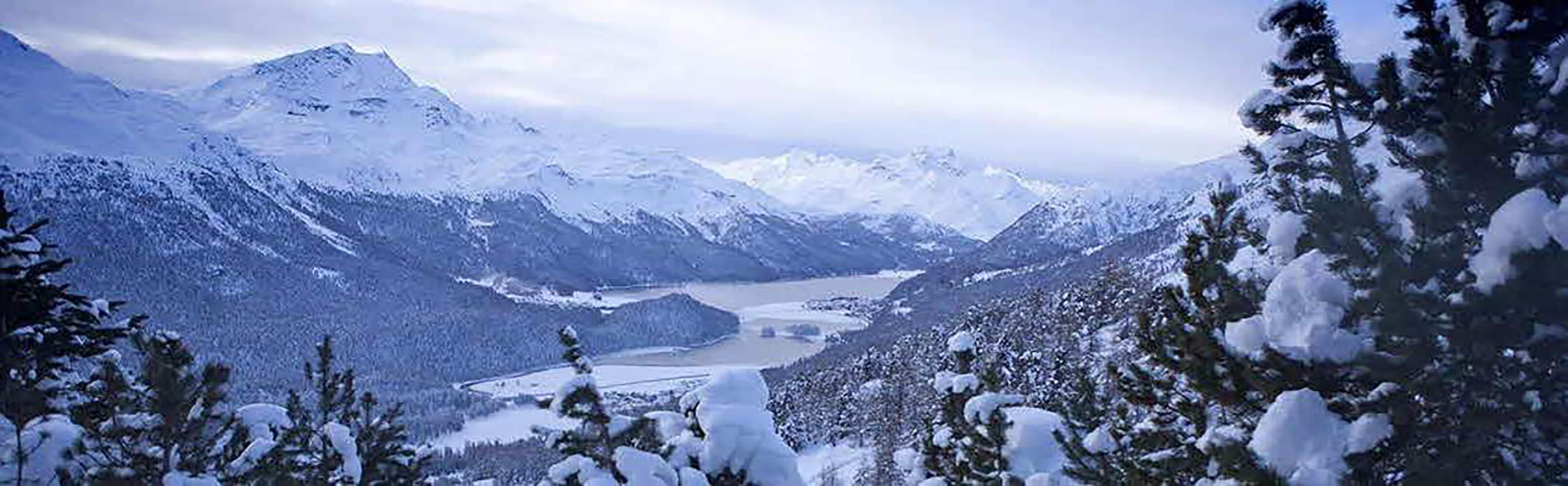 Engadin St. Moritz - Winterwandern 1
