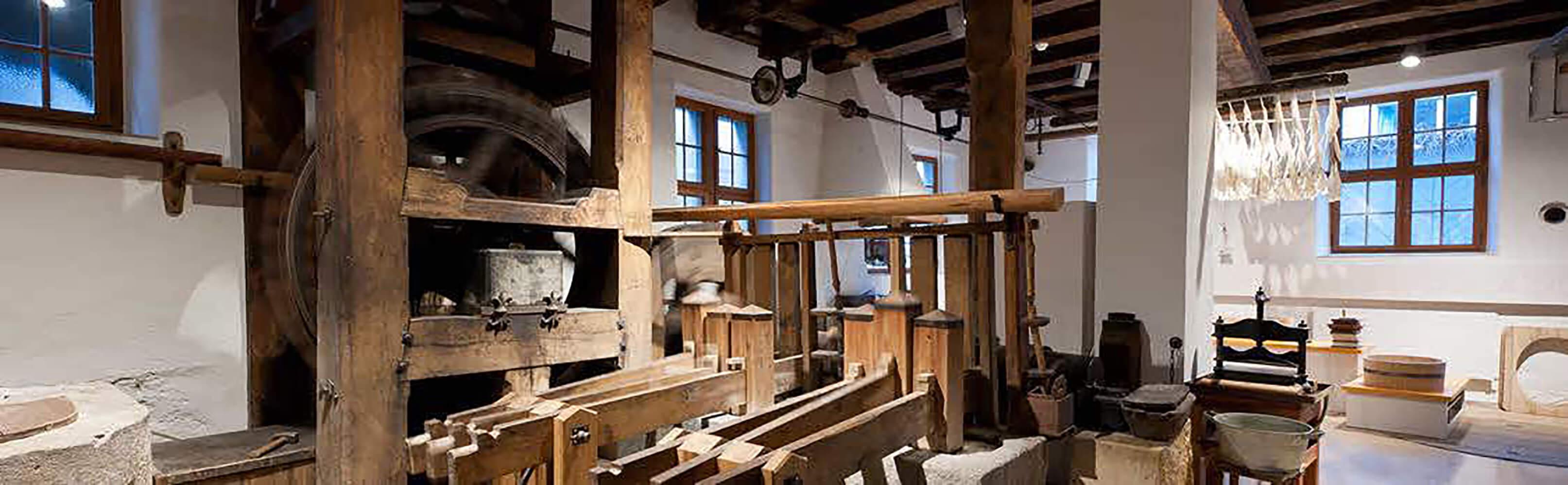 Basler Papiermühle - Mitmachen und Anfassen 1