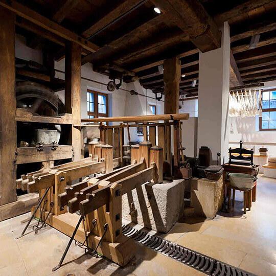 Vorschaubild zu Basler Papiermühle - Mitmachen und Anfassen