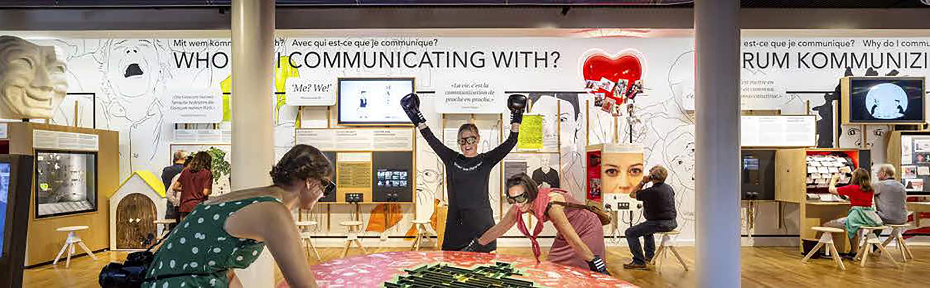 Museum für Kommunikation Bern - Ratatösks Kinderwelt 1