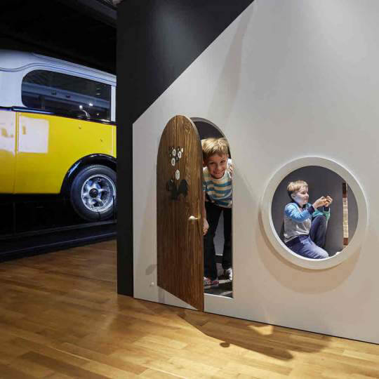 Museum für Kommunikation Bern - Ratatösks Kinderwelt 10