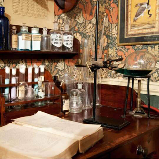 Sherlock Holmes Museum Meiringen 10