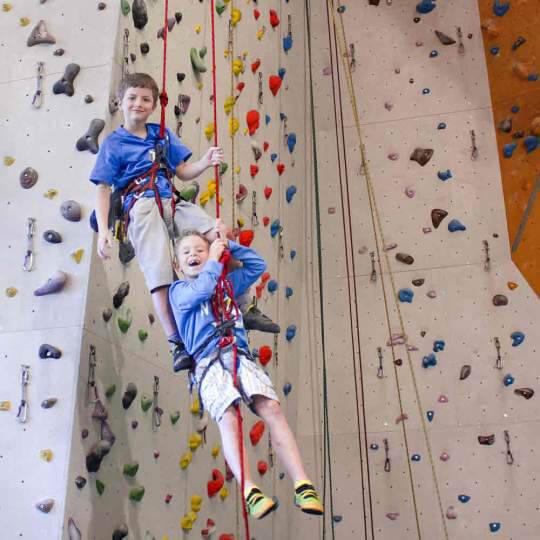 Kletterzentrum Gaswerk Schlieren 10