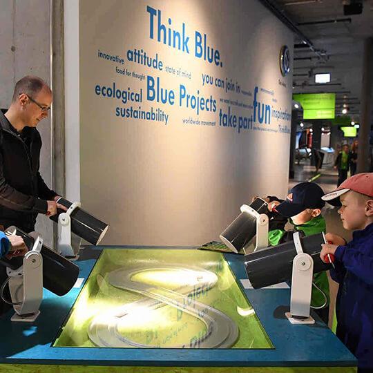 Vorschaubild zu Umwelt Arena Schweiz
