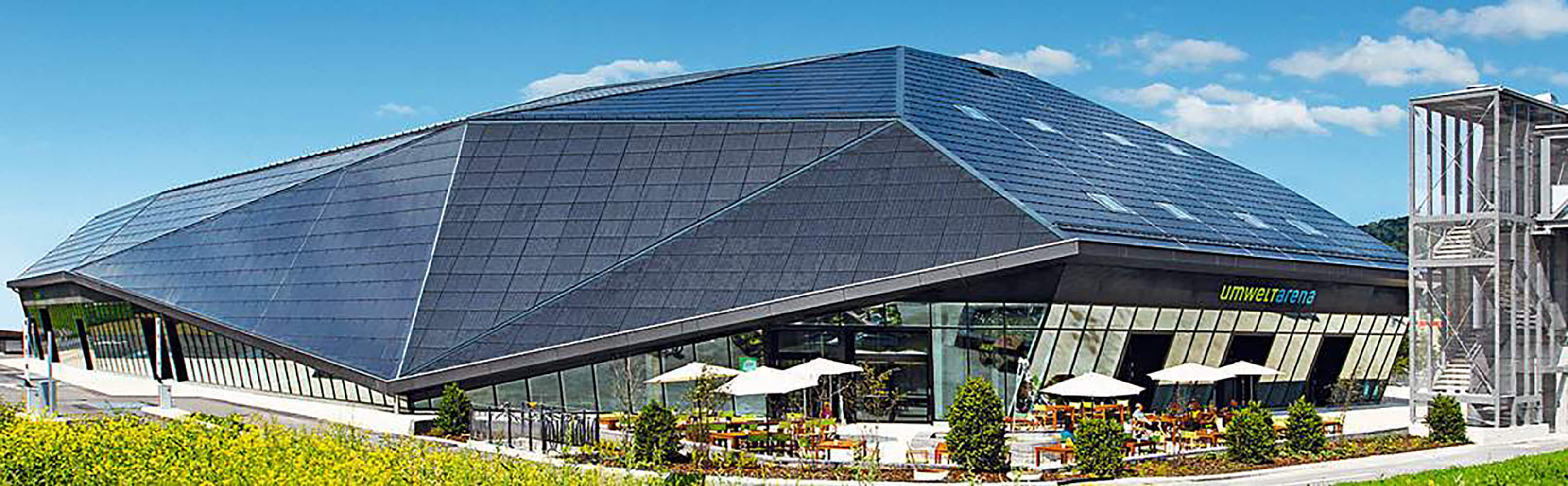 Umwelt Arena Schweiz 1