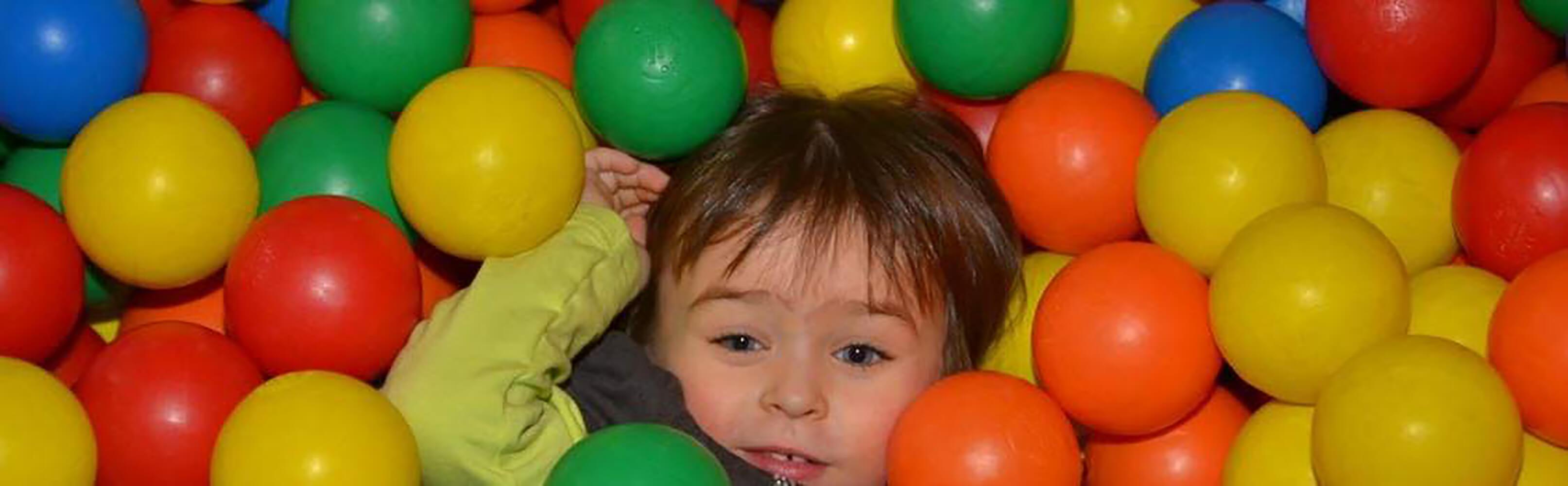 Trampolino - Das Kinderparadies 1