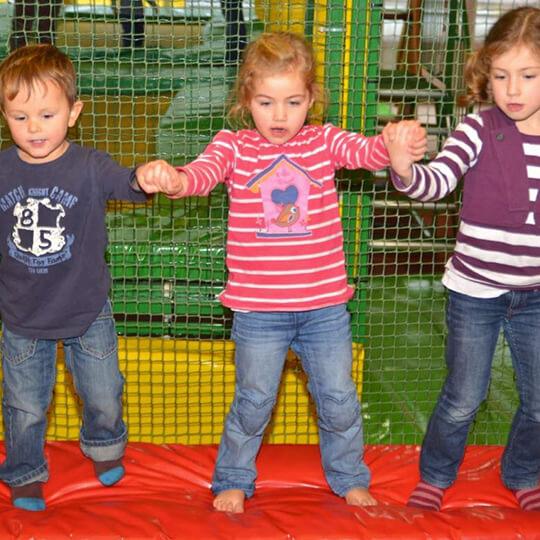 Vorschaubild zu Trampolino - Das Kinderparadies