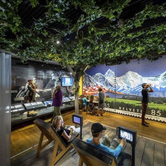 Vorschaubild zu Museum für Kommunikation Bern