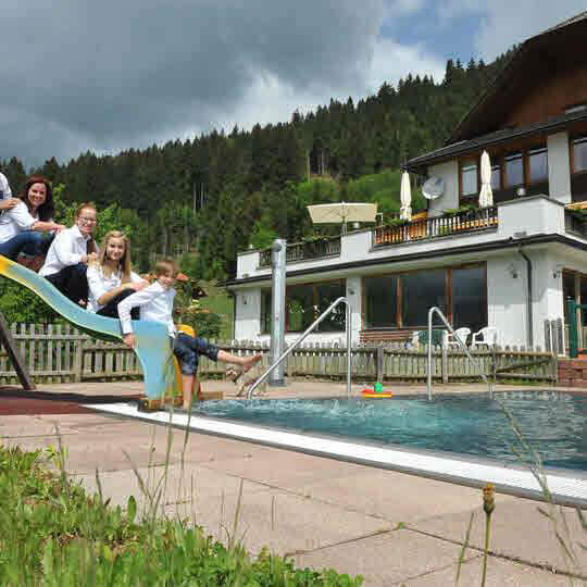Naturerlebnis Kinderhotel Hubertushof - Familienurlaub in Kärnten 10
