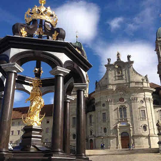 Vorschaubild zu Einsiedeln Klosterkirche