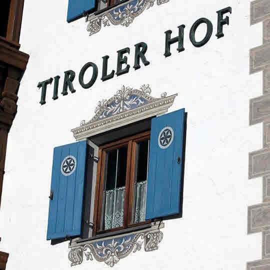 Tirolerhof - 3 Sterne Hotel in Serfaus 10