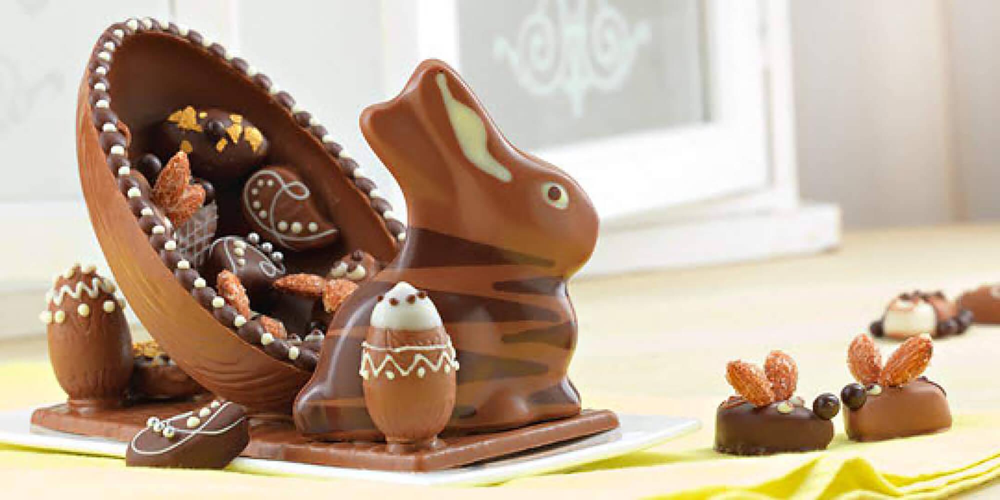 Werden Sie zum Maître Chocolatier – Osterkurs für Erwachsene