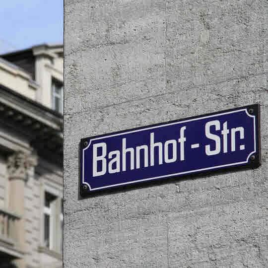 Zürcher Bahnhofstrasse 10