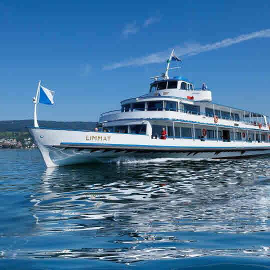 Schifffahrt auf dem Zürichsee 10