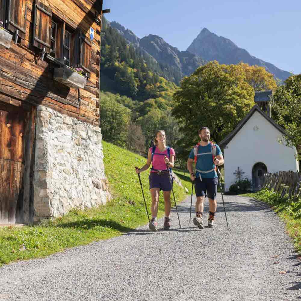 Oberstdorf - Wanderdorf und Wintersportort