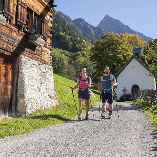 Vorschaubild zu Oberstdorf – das Urlaubsparadies im Allgäu