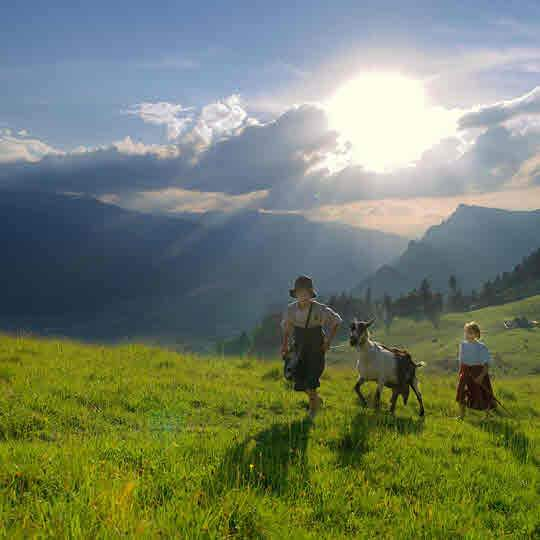 Vorschaubild zu Ferienregion Heidiland