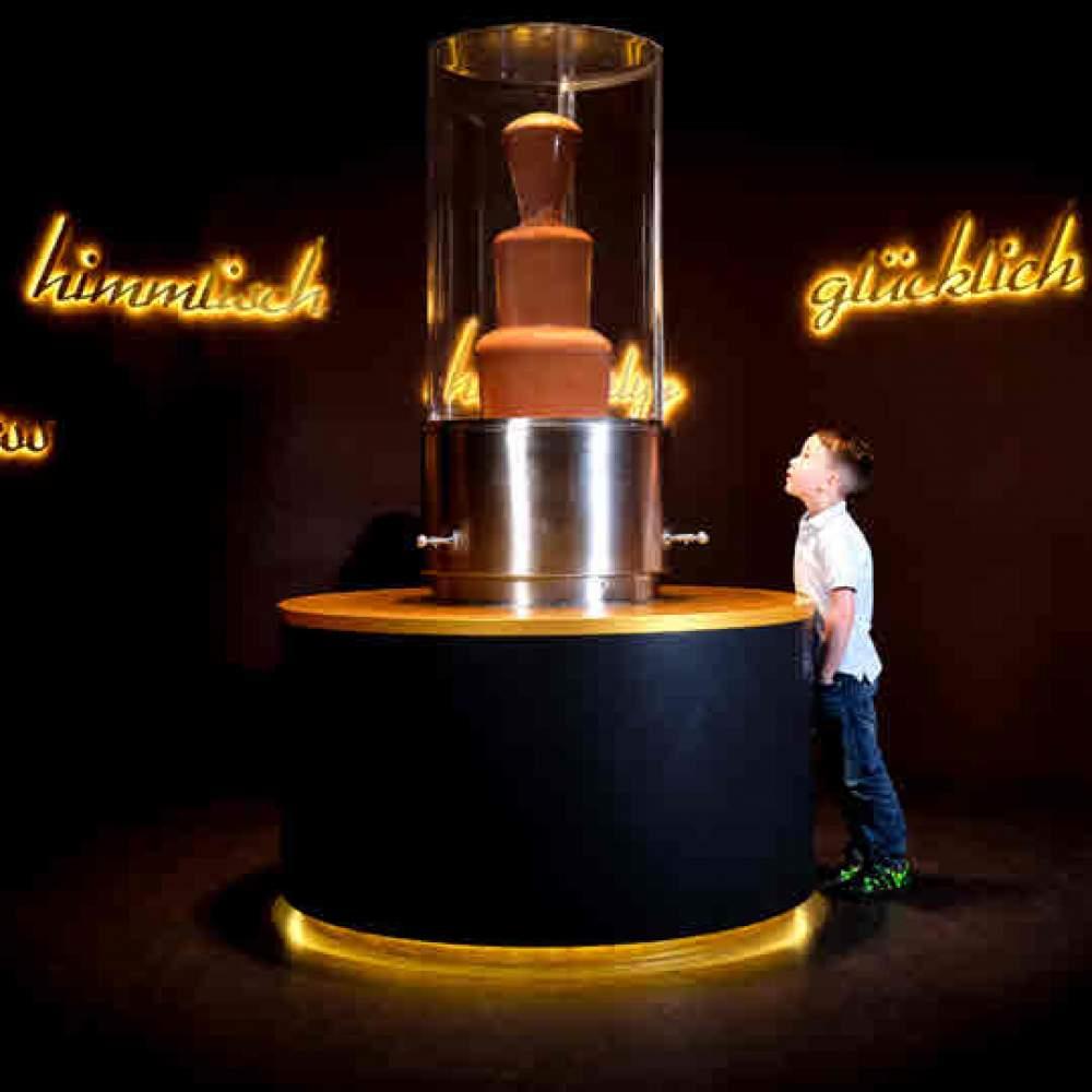 Das Schokoladenmuseum im Herzen Hamburgs