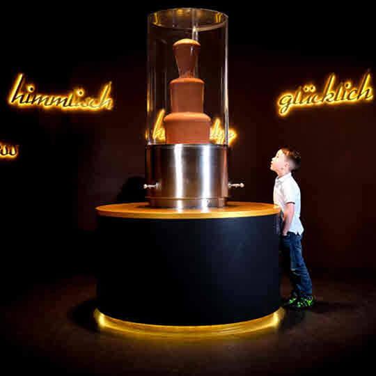 Vorschaubild zu Das Schokoladenmuseum im Herzen Hamburgs