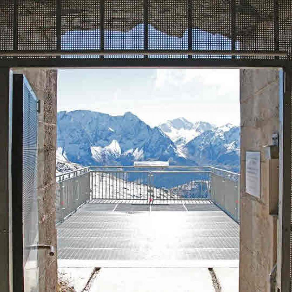 Sasso San Gottardo - Das Herz der Schweiz