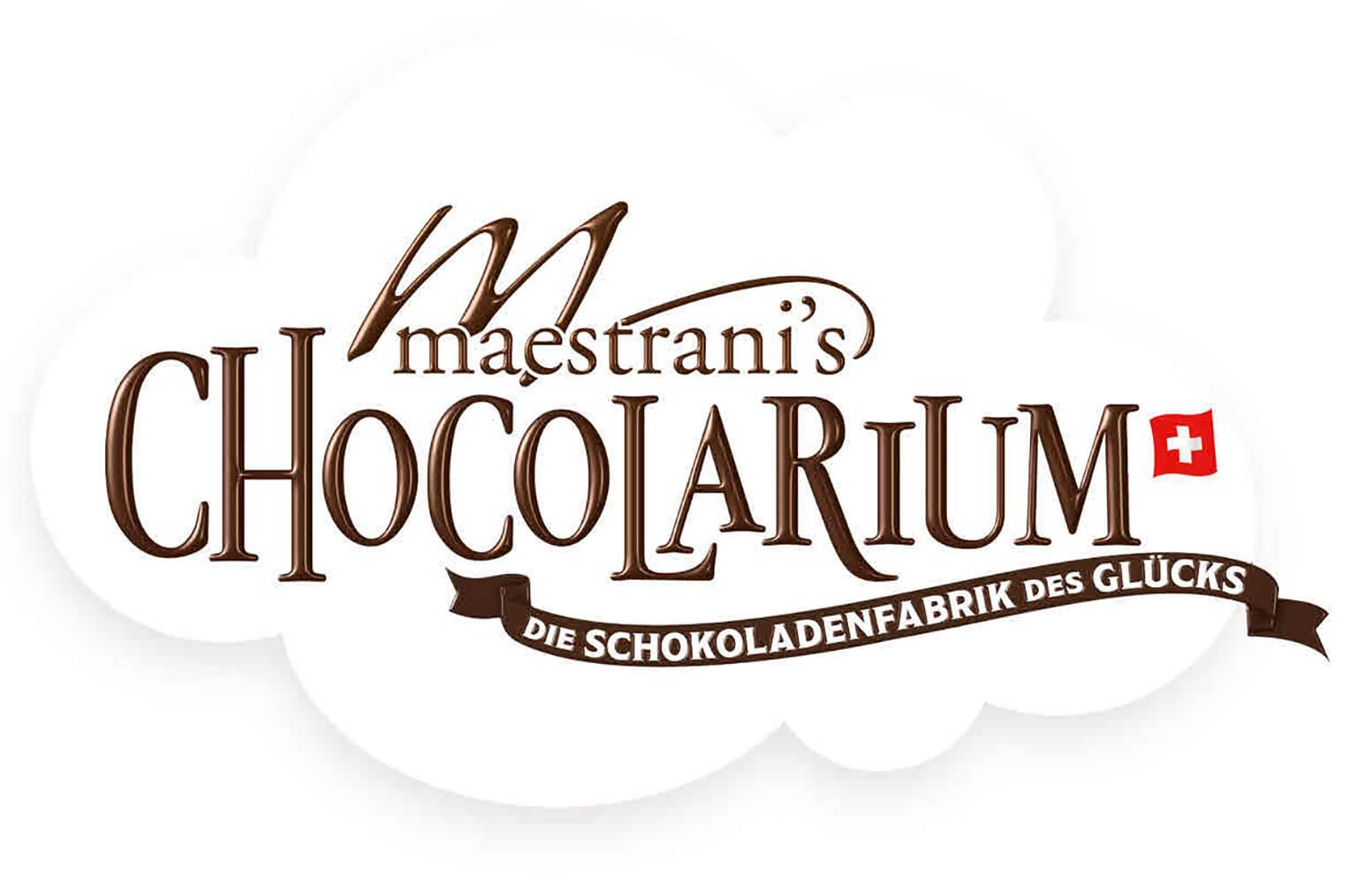 Logo zu Maestrani's Chocolarium