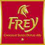 Logo zu Chocolat Frey - Gestalten Sie Ihre eigene Schokoladentafel
