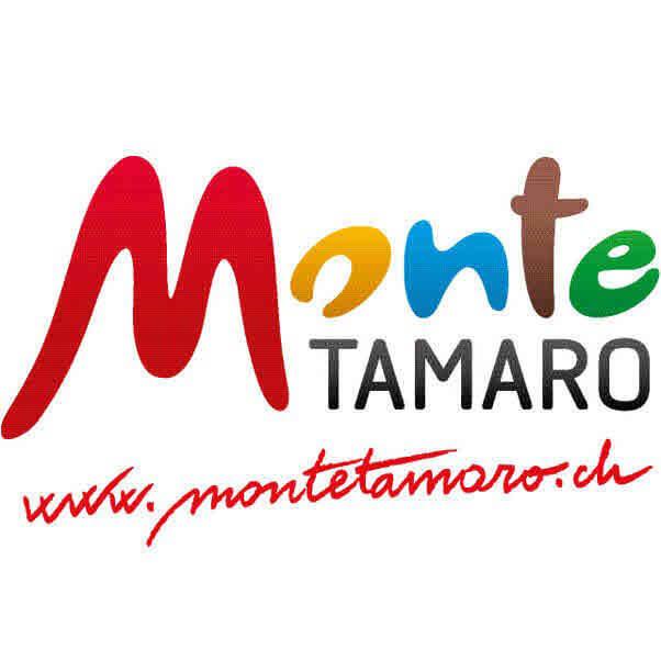 Logo zu Monte Tamaro - ein Berg voller Spannung und Unterhaltung