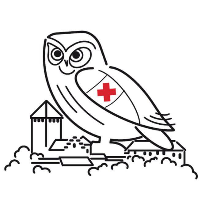 Logo zu Gufyland - Pflegezentrum für Vogelfauna Schloss Tirol