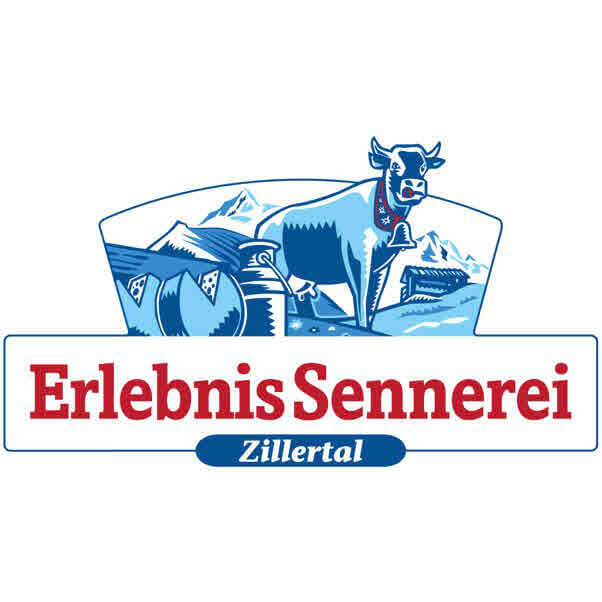 Logo zu Die ErlebnisSennerei Zillertal – Mayrhofen