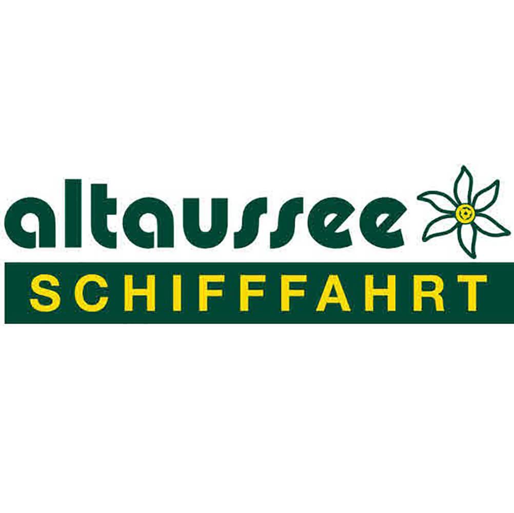 Logo zu Altaussee-Schifffahrt unterwegs mit dem Solarschiff