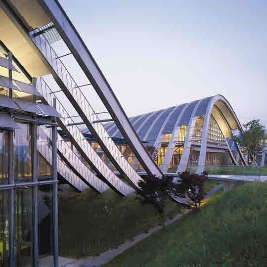 Vorschaubild zu Zentrum Paul Klee