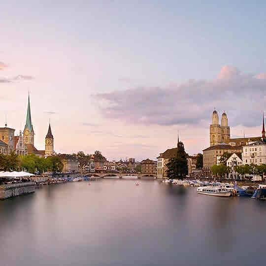 Vorschaubild zu Zürich Tourismus