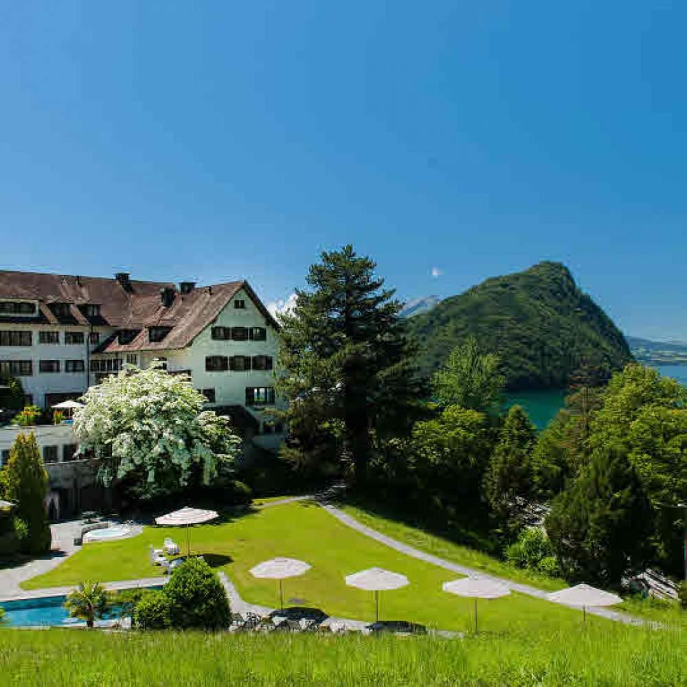 See- und Seminarhotel Floraalpina in Vitznau