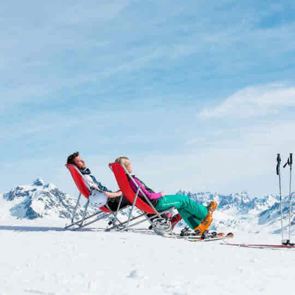 Das Montafon in Vorarlberg