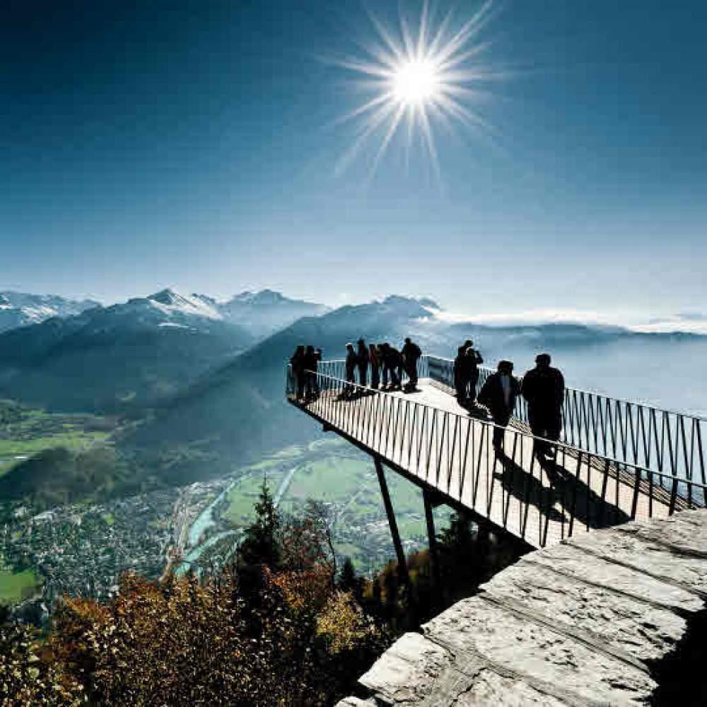 Interlaken, pure Switzerland