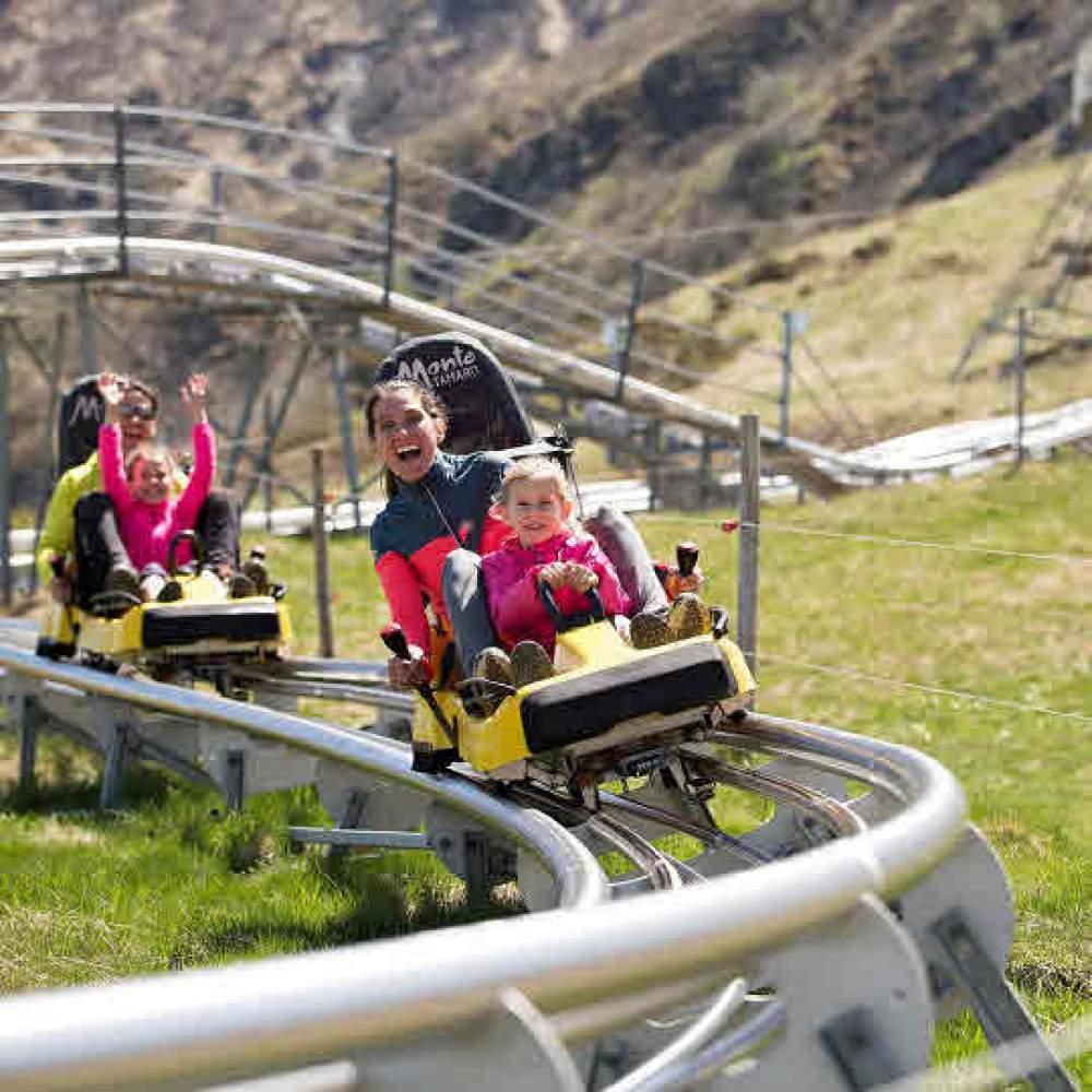 Monte Tamaro - ein Berg voller Spannung und Unterhaltung