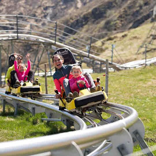 Vorschaubild zu Monte Tamaro - ein Berg voller Spannung und Unterhaltung