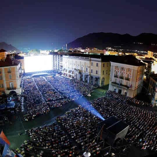 Vorschaubild zu Filmfestival Locarno