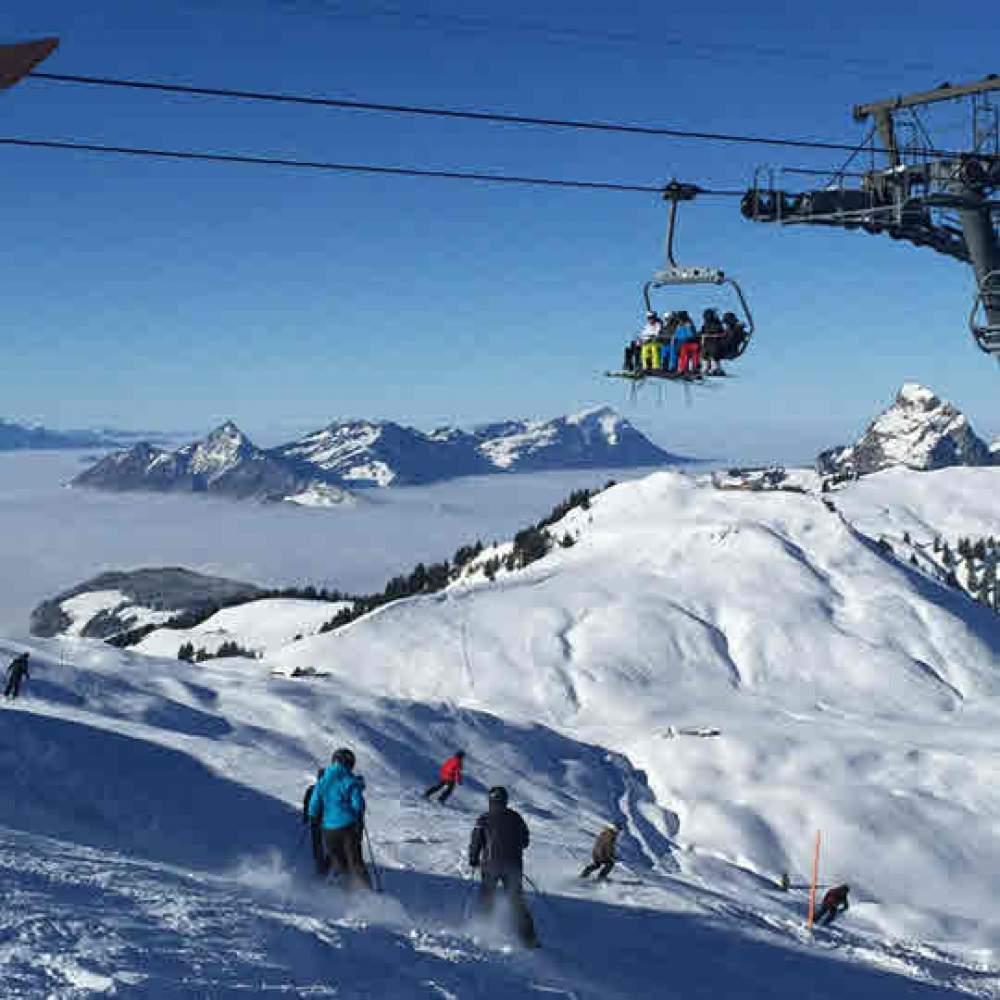 Vorschaubild zu Ybrig - Im Herzen der Schweiz