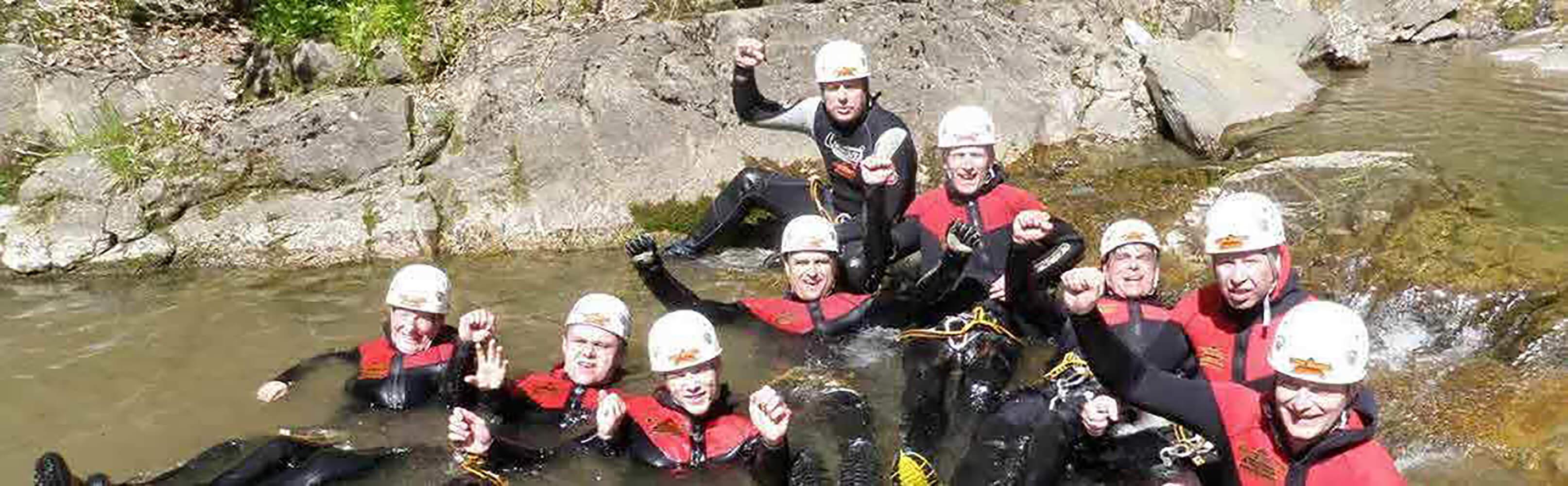 Fischer Adventures - Canyoning- & Höhlentouren, Riverrafting 1