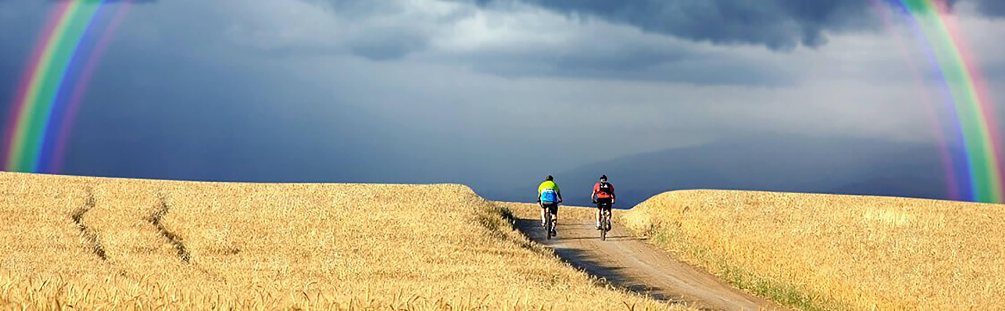 Jakobsweg Fahrradtour mit Vuelta Rad- und Wandertouren 1
