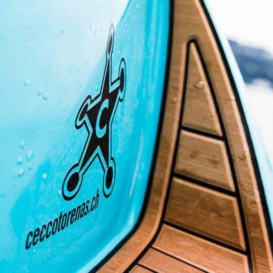 Vorschaubild zu Ceccotorenas Wakeboardschule Stäfa